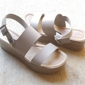 Blowfish sandals sz 7